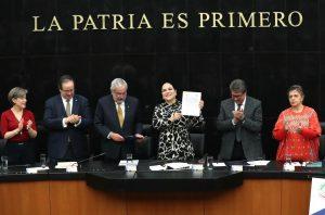 Convenio Senado- UNAM